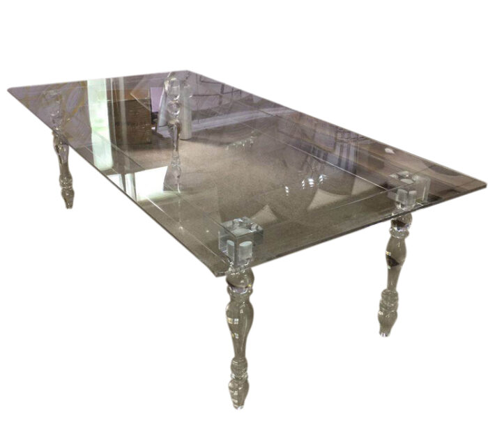 acrylic dining tables