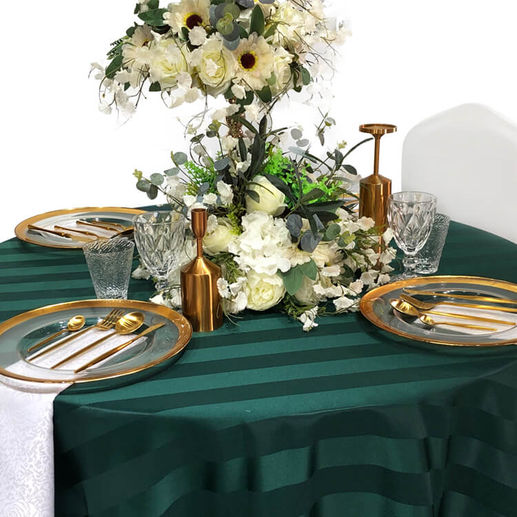 greeen table cover factory