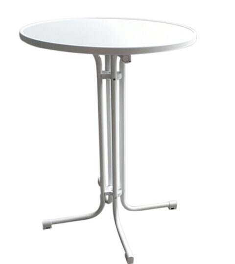 Plastic Folding Cocktail Table