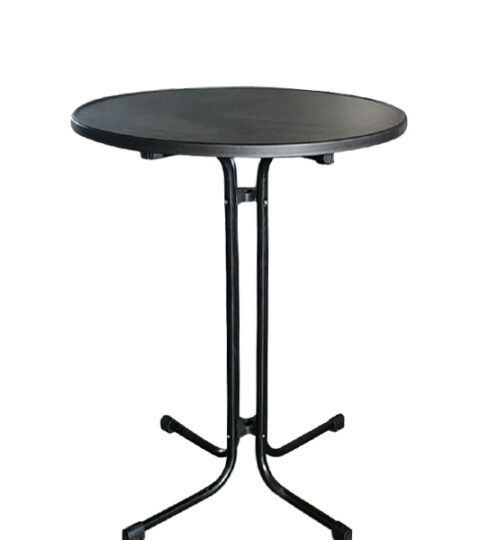 Plastic Folding Cocktail Tables