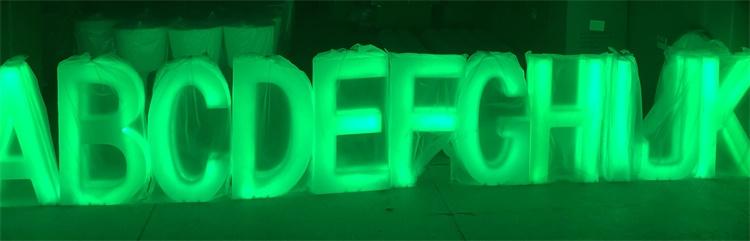 LED letter manufacturer