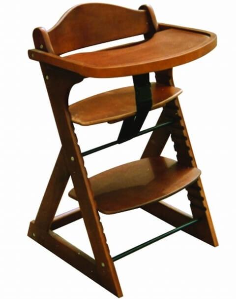wooden high chair supplier