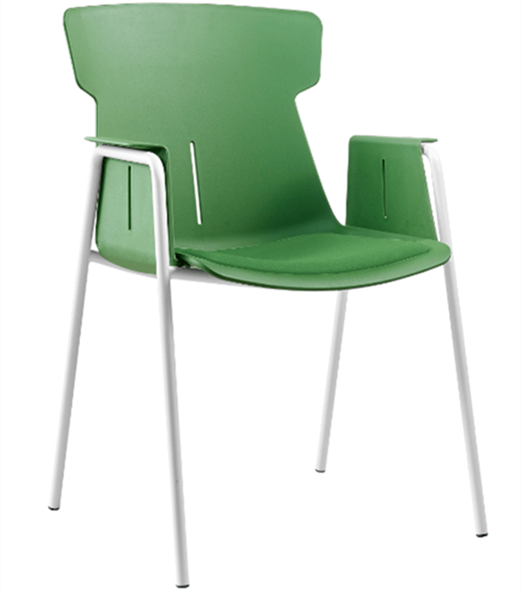 Resin Cafe Stackable Chair supplier