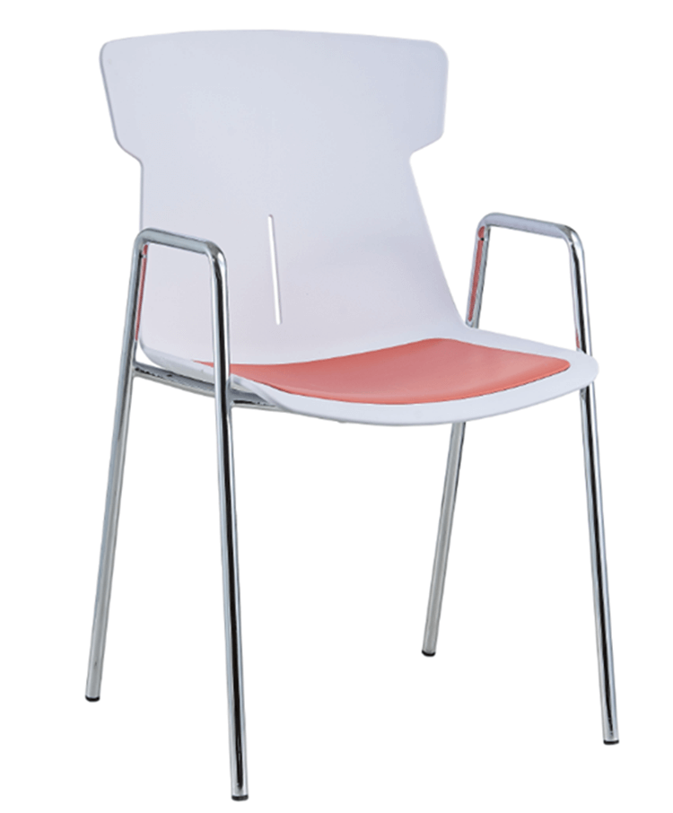 Resin Cafe Stackable Chairs