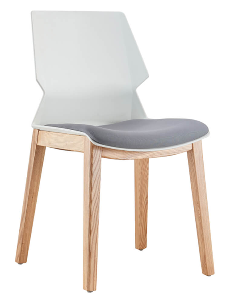 plastic stackable dining chair factory