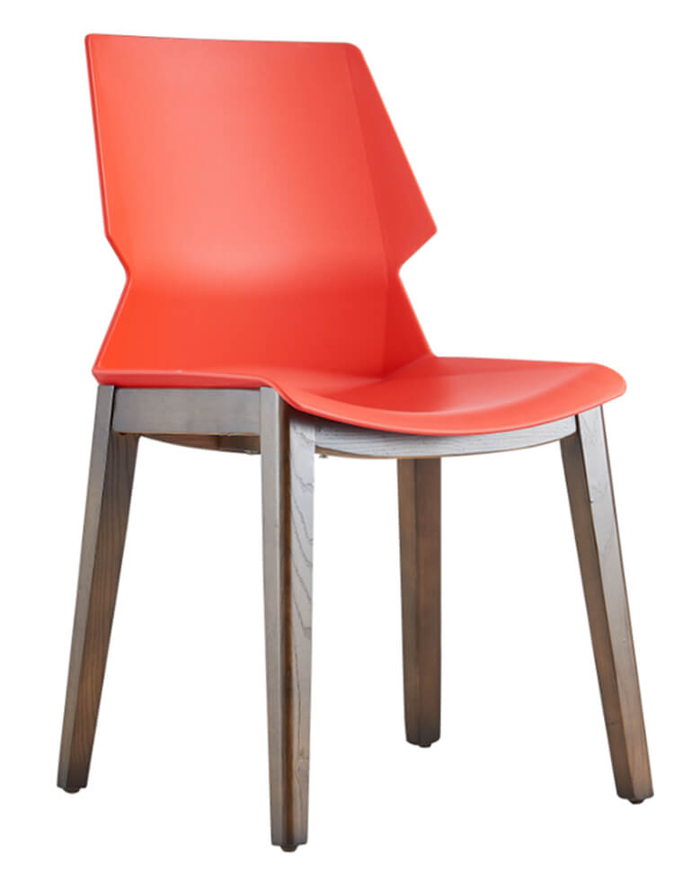 plastic stackable dining chair wholesale