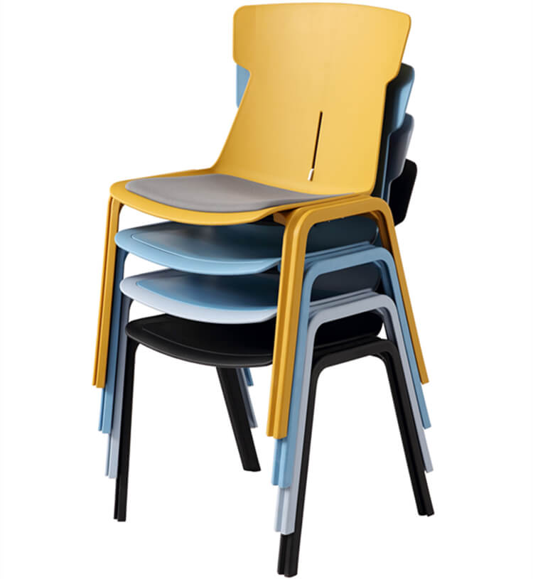 resin stackable dining chair bulk