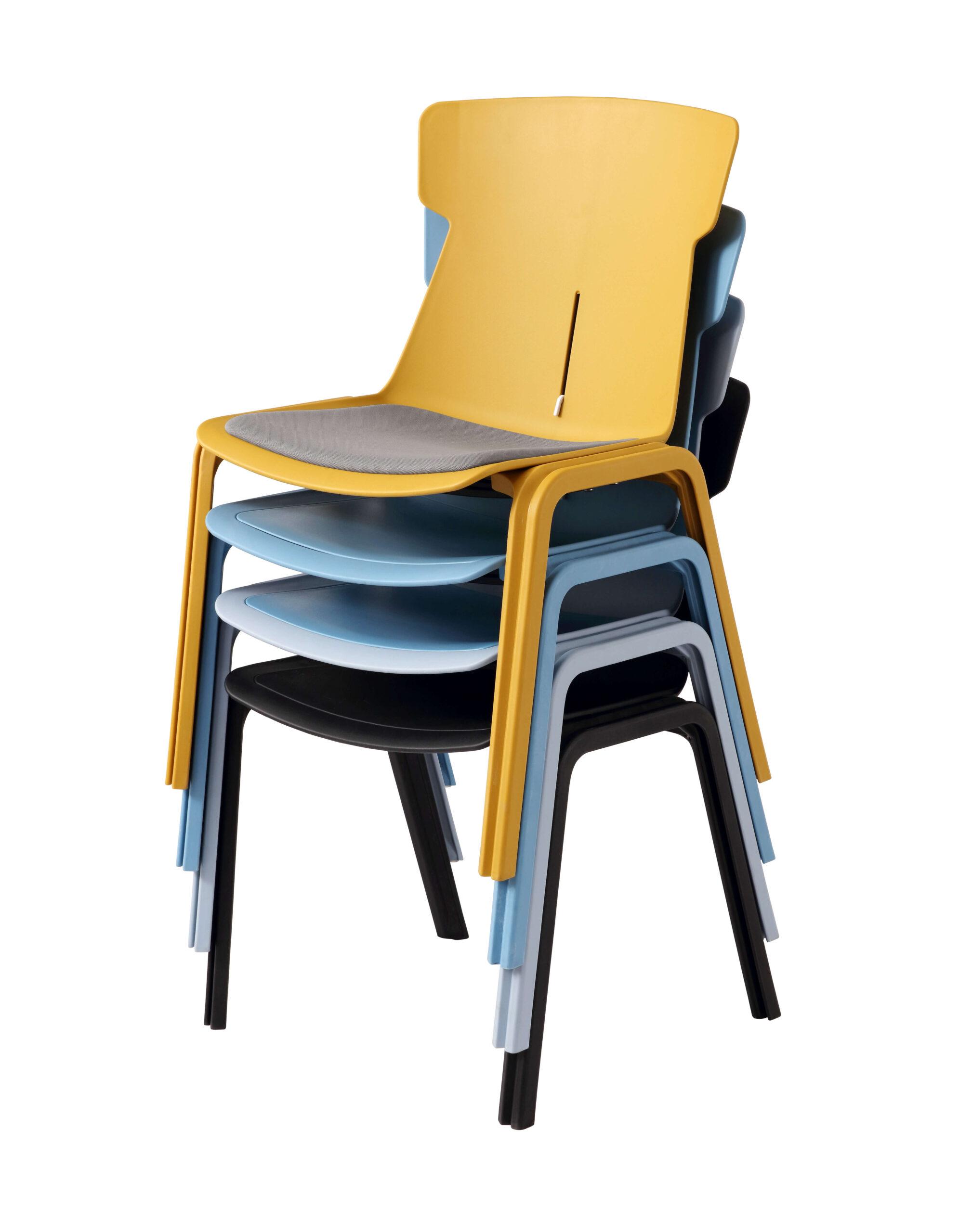 Children's dining chair series