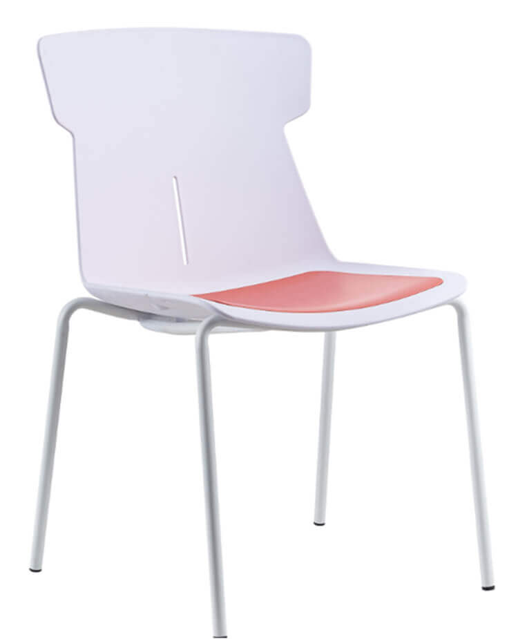 china resin stackable chair