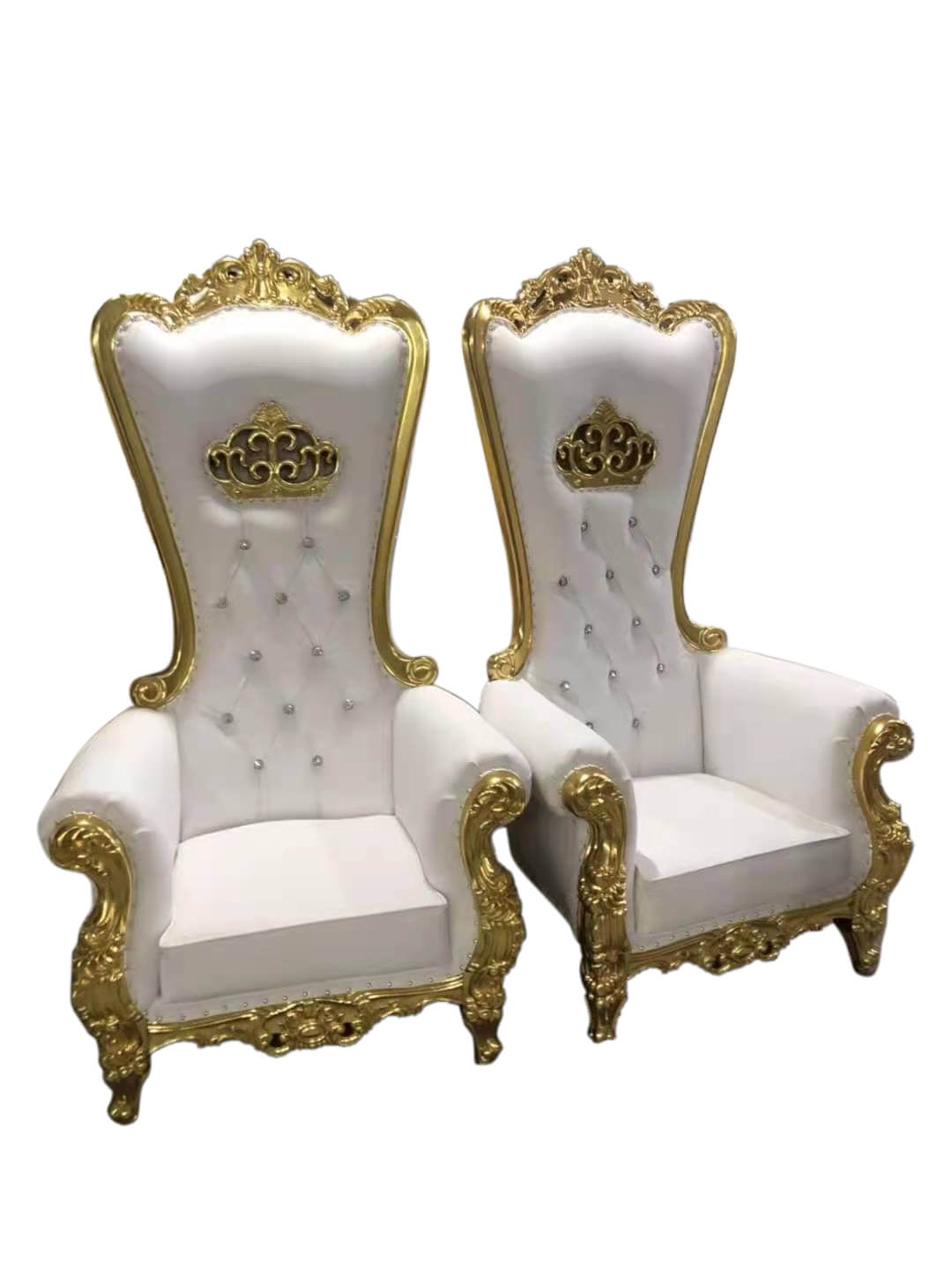 Wooden Royal Throne Chairs Wholesale