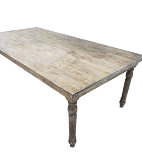 Black Farmhouse Table Bulk