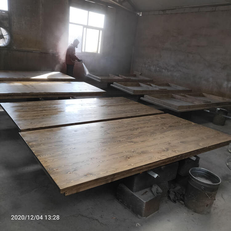 farmhouse table factory