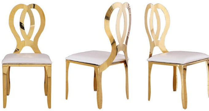 Stainless Steel Chairs Buyer's Guide For Wedding/Banquet