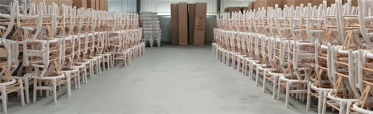 mass production of dining chairs