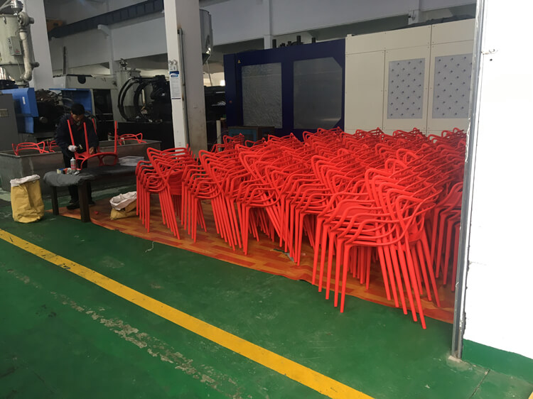 master chair factory