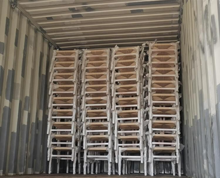 wishbone dining chair factory