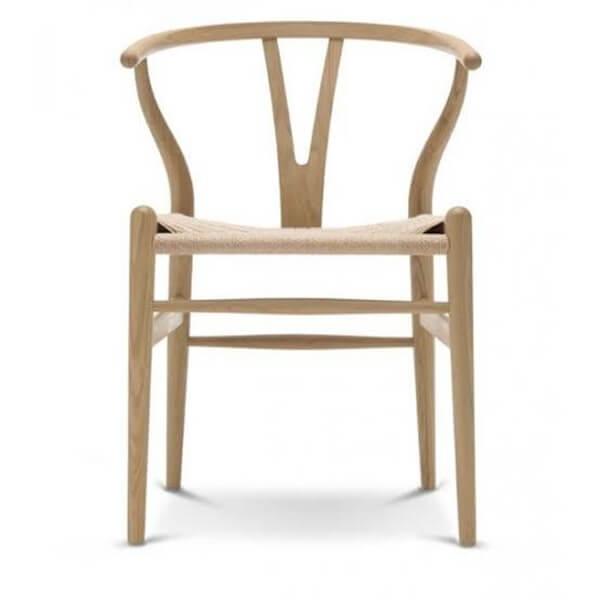 wishbone dining chair