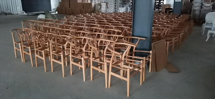 y wishbone chair