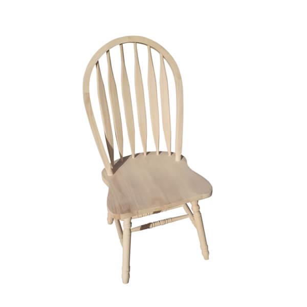 Windsor Back Dining Side Chair