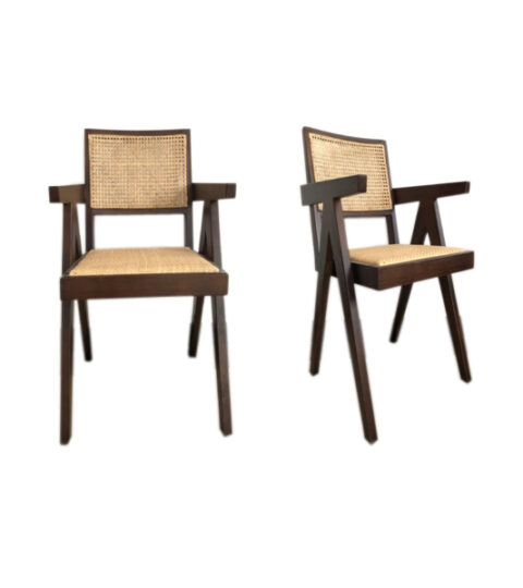 Wooden Relaxing Armchair