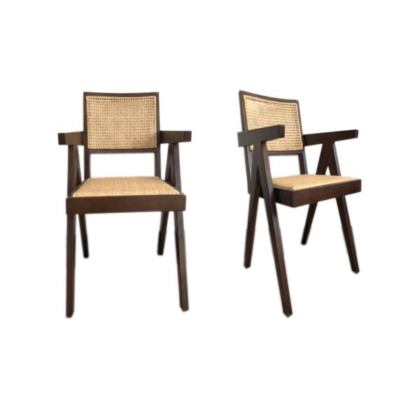 Wooden Relaxing Arm Chair