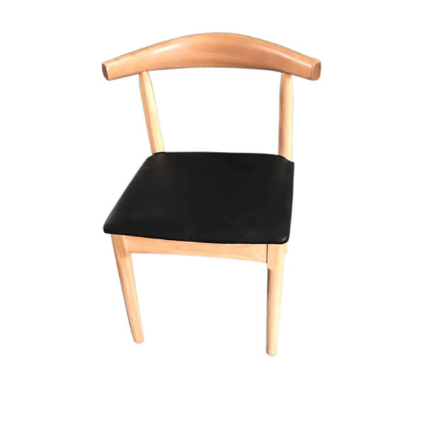 solid Ash wood chair