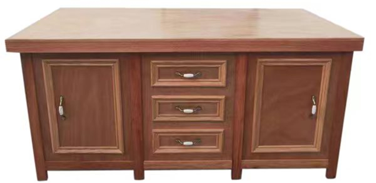 brown buffet table factory