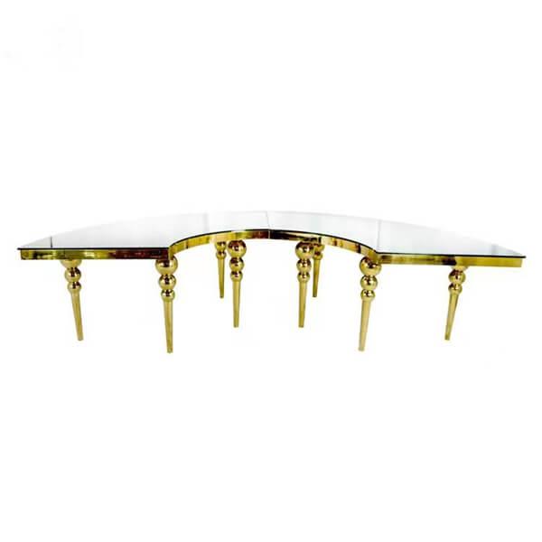 gold sepertine table bulk