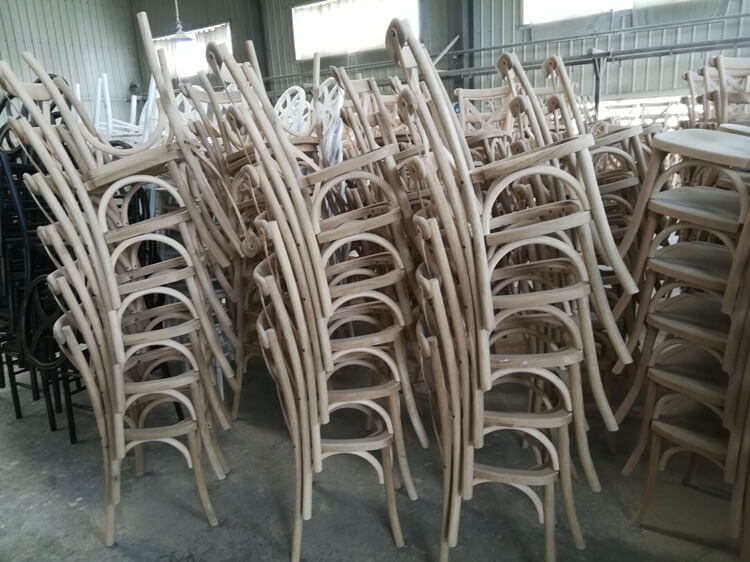 crossback chair factory