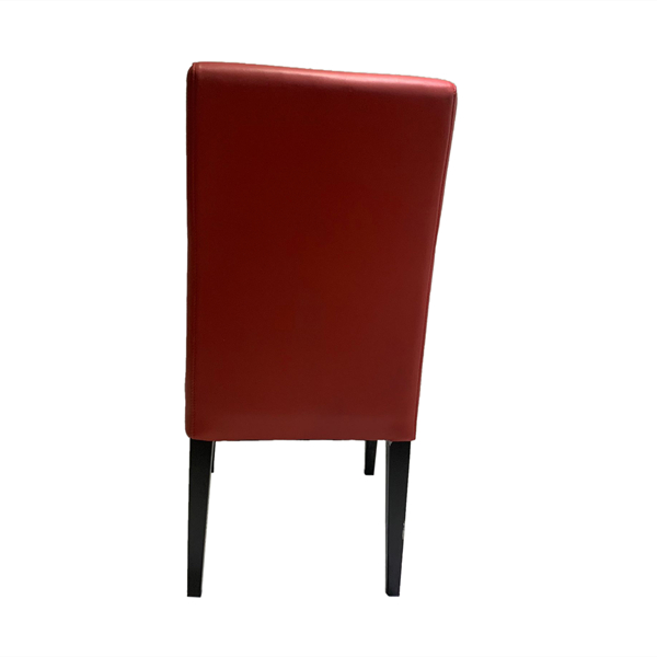 red dining chair manufacturer