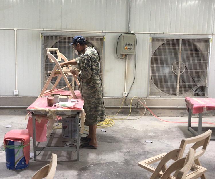 wooden rattan chair supplier