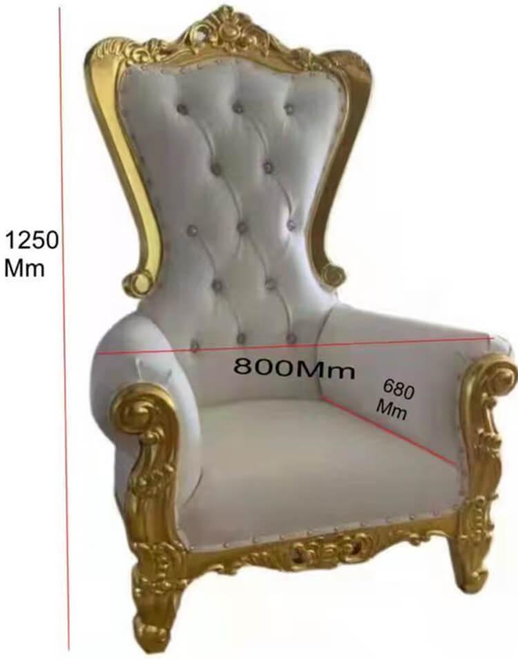 kid throne chair factory