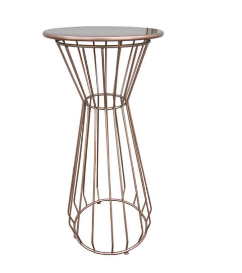 Wire Bar Table And Chair