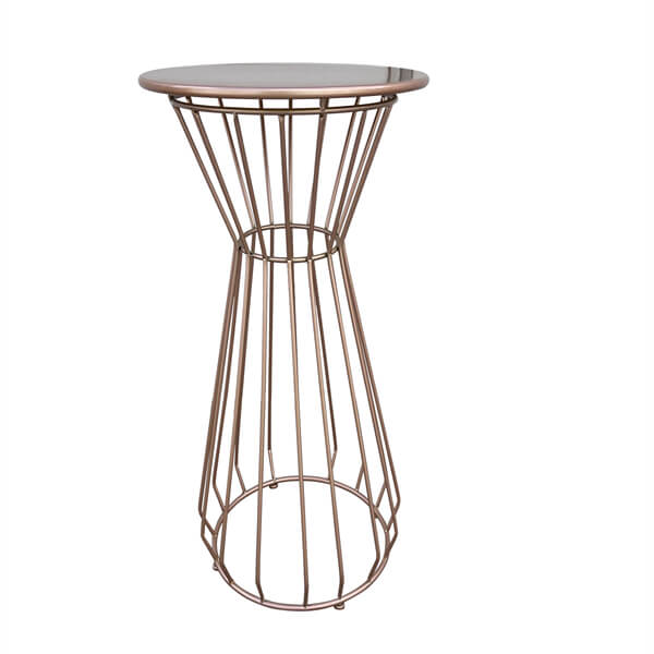 white wire bar stool factory