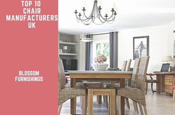 Top 10 Chair Manfuacturers UK