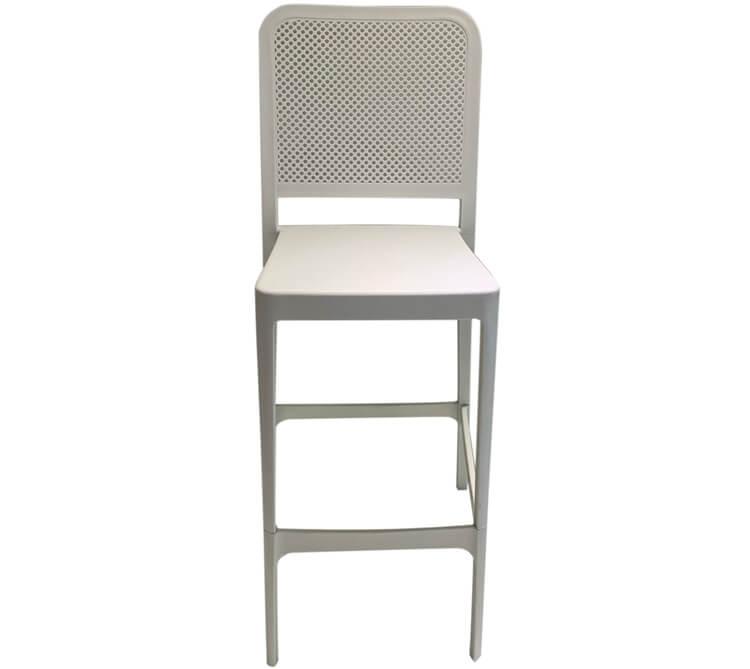 plastic dining bar chair