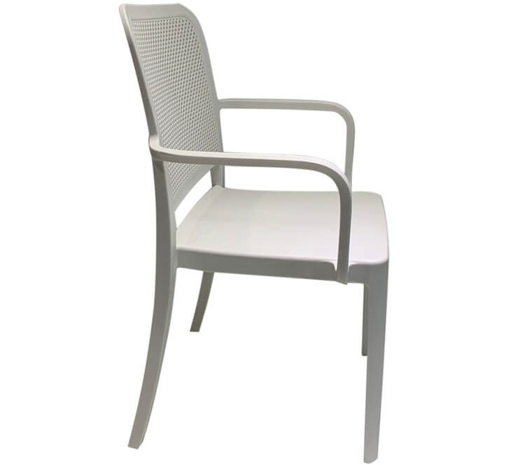 white dining chair factory