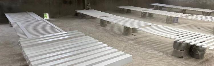 white wooden fence bulk