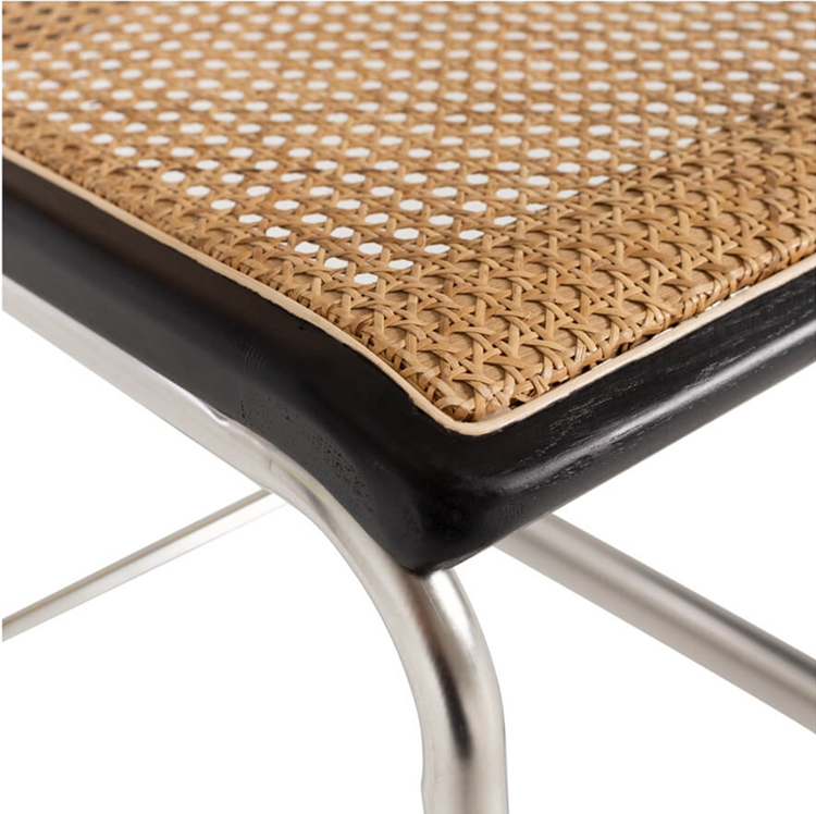 rattan dining chair facory in China