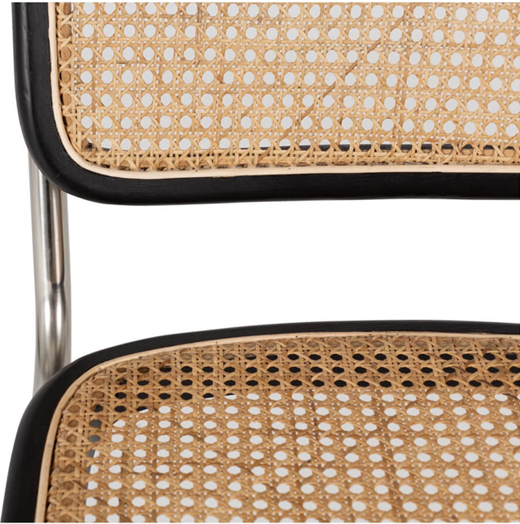 rattan dining chair seat